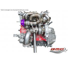 TURBO KIT LANCIA DELTA INTEGRALE 16V/EVO UP TO 550cv WITH EXTERNAL WASTEGATE