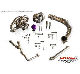 TURBO KIT 1.4 T-JET FOR ABARTH, FIAT, ALFA, LANCIA 310-350cv WITH EXTERNAL WASTEGATE
