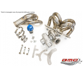 TURBO KIT AUDI/VW 2.0 TFSI UP TO 400cv WITH INWARD TIAL WASTEGATE