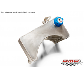 VASCHETTA RADIATORE ACUQA IN ALLUMINIO PER FORD ESCORT COSWORTH