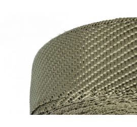 BENDA TERMICA 30mm L10m con fibra di basalto