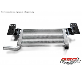KIT INTERCOOLER FRONTALE RACING PER ABARTH 500