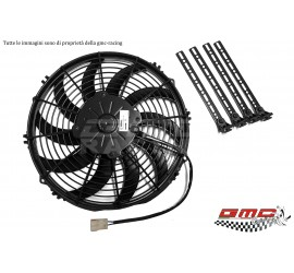LOWERED RADIATOR COOLING FAN