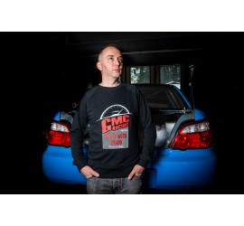 SWEATSHIRT WITH SPEED GAUGE