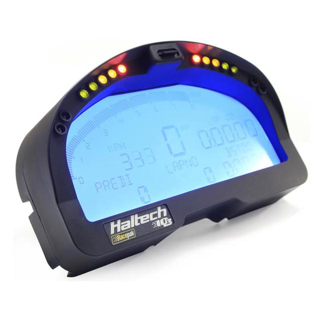 DISPLAY E LOGGER DASH IQ3 SENZA GPS