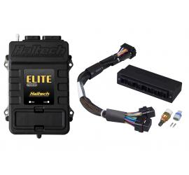 HALTECH Elite 2000 + Mitsubishi EVO 9 e EVO 8 MR Kit cablaggio adattatore Plug 'n' Play