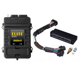 HALTECH Elite 1500 + Mitsubishi EVO 4-8 (5 marce) Kit cablaggio adattatore Plug 'n' Play