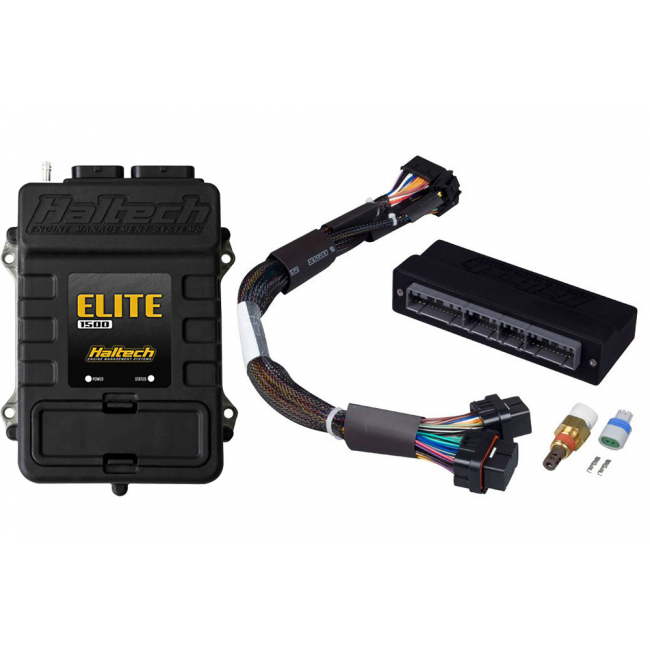 HALTECH Elite 1500 + Subaru WRX MY93-96 & Liberty RS Kit cablaggio adattatore Plug 'n' Play