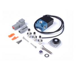 HALTECH Boost Control Solenoide 3 Port 33Hz