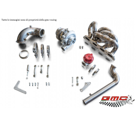 TURBO KIT LANCIA DELTA INTEGRALE 16V/EVO UP TO 550cv WITH EXTERNAL WASTEGATE