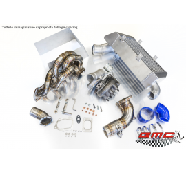 KIT TURBO LANCIA DELTA INTEGRALE 16V/EVO FINO A 380cv