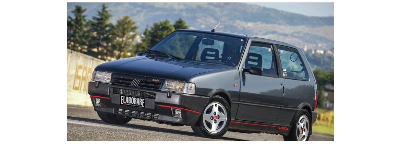 Uno Turbo 2° Serie